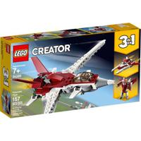 Lego Creator - 3 Em 1 - Aviões Futurísticos - 31086