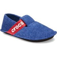 Classic Slipper- Azul & Vermelhocrocs
