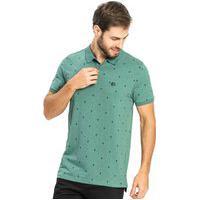 Camisa Polo Skulls Rovitex Verde