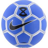 35f2616016 Bola De Futebol De Campo Nike Strike X - Azul Prata