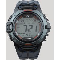 Relógio Digital Mormaii Masculino - Mo1147A8A Preto - Único