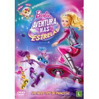 Barbie Aventura Nas Estrelas Dvd / Filme Infantil