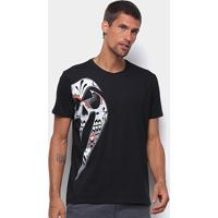 Camiseta Venum Giant Santa Muerte Masculina - Masculino