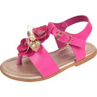 Sandália Daferinha Kids 3065 Pink