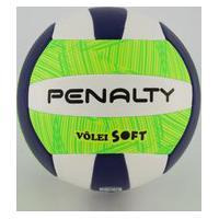 Bola De Vôlei Penalty Soft X Verde E Marinho