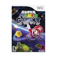 Super Mario Galaxy - Wii - Unissex