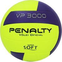 Bola Penalty Vôlei Vp 3000 X - Unissex