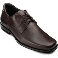 Sapato Joval 920 Masculino - Masculino-Marrom