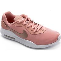 Tênis Nike Air Max Oketo Feminino - Feminino-Rosa