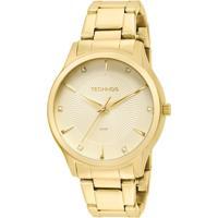 ... Relógio Technos Elegance Ladies - Feminino-Dourado 3a7983b21d