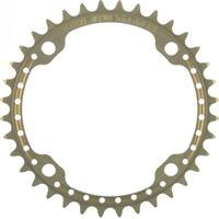 Coroa Para Bike Renthal Sr4 Bcd104 Anodised - Unissex