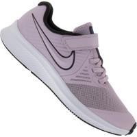 Tênis Nike Star Runner 2 Psv Feminino - Infantil - Roxo Claro