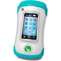 Smartphone Sonoro - Branco E Azul - Elka