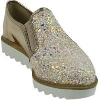 Oxford Glitter Molekinha - Feminino