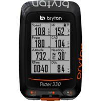 Ciclocomputador Gps Bryton Rider 330E 72 Funções - Unissex