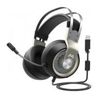 Fone De Ouvido Headset Eg3 Gamer Mpow - Prata