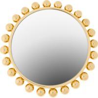 Fornasetti Espelho - Gold
