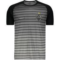 Camisa Topper Atlético Mineiro Aquecimento 2017 - Masculino