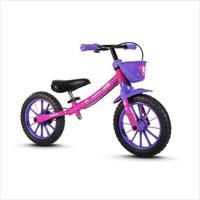 Bicicleta Infantil Balance Bike - Nathor - Unissex