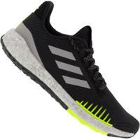 Tênis Adidas Pulseboost Hd Wntr - Masculino - Preto/Cinza