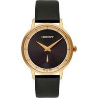 Relógio Orient Feminino Eternal Fgsc0017-P1Px - Feminino-Dourado