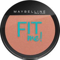 Blush Maybelline Fit Me 02 A Minha Cara