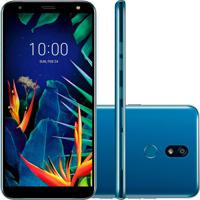 Smartphone Lg K12 Plus 32Gb Lmx420Bmw Desbloqueado Azul