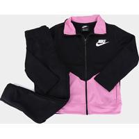 Agasalho Infantil Nike B Nsw Core Trk Ste Ply Futura - Masculino