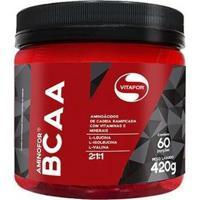 Aminofor Bcaa 420G Vitafor - Unissex