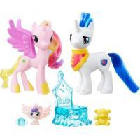 Conjunto My Little Pony - Amigas - Princess Cadence And Shining Armor - Hasbro - Feminino