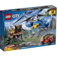Lego City Detenção Na Montanha Lego 60173