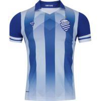 Camisa Do Csa I 2019 Nº 10 Azulão - Masculina - Azul/Branco
