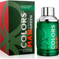Perfume Masculino Colors Man Green Benetton Eau De Toilette 100Ml - Masculino