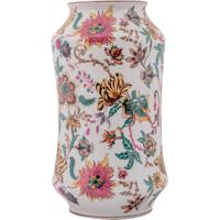 Vaso Decorativo De Porcelana Villandry - Linha Harmony