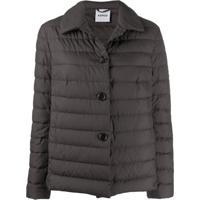 Aspesi Feather Down Jacket - Marrom