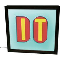 Luminária Prolab Gift Lightbox Do It Preta