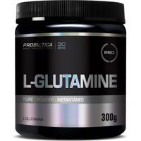 L-Glutamine 300G - Probiótica - Unissex