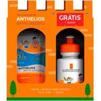 Kit Protetor Solar Anthelios Dermo-Pediatrics Fps60 120Ml + 1 Squeeze