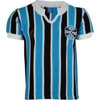 Camisa Grêmio Retrô 1977 Nº 9 Masculina - Masculino