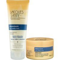 Kit De Shampoo Hidratante + Máscara Original- Jacques Jajacques Janine