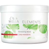 Wella Professionals Elements Renewing - Máscara Condicionante 500Ml - Unissex-Incolor