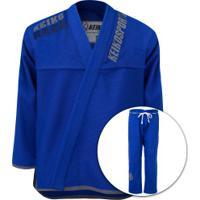 Kimono Jiu-Jitsu Keiko Série Limitada 2.0 - Masculino - Azul