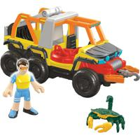 Veículos Imaginext - Veículo Oceano - Beach Vehicle - Fisher-Price - Masculino-Incolor