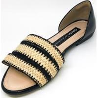 Sandália Dakota Tira Natural - Feminino
