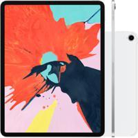 """Tablet Apple Ipad Pro 12.9"""" Wi-Fi 64Gb 2018 Prata"""
