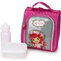 Lancheira Infantil Luxcel Frozen Pink