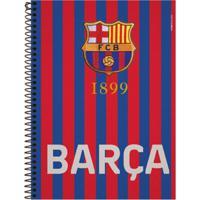 Caderno Foroni Barcelona 1899 Listrado 10 Matérias