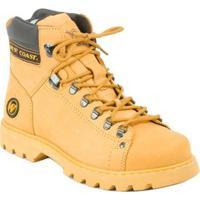 Bota West Coast Adventure Worker Classic - Masculino-Amarelo