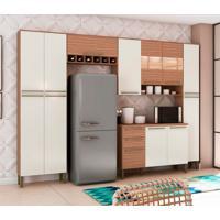 Cozinha Compacta Napoli Prime 13 Pt 2 Gv Champagne E Sevilha