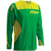Camisa Para Motocross Thor Core 16 Contro - Masculino